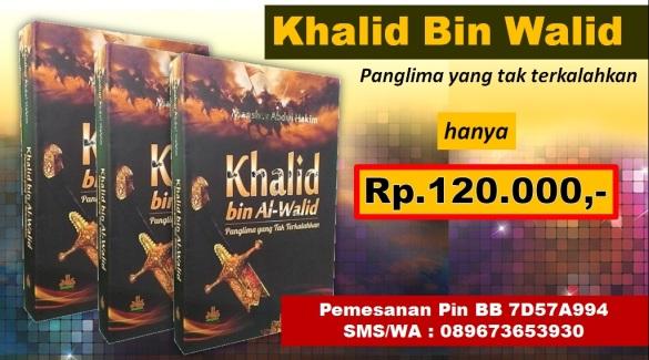 Buku Khalid Bin Walid