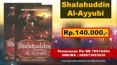 Shalahuddin Alayyubi