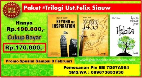 Trilogi Ustadz Felix Siauw
