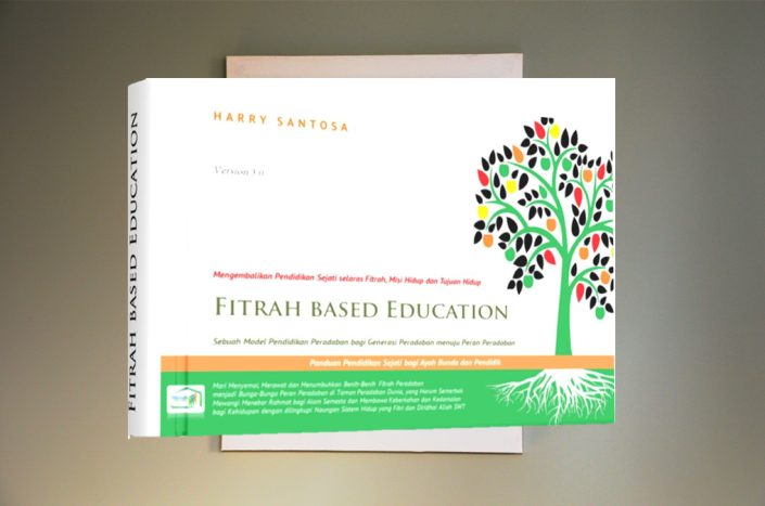 Buku Fitrah Based Education Harry Santosa